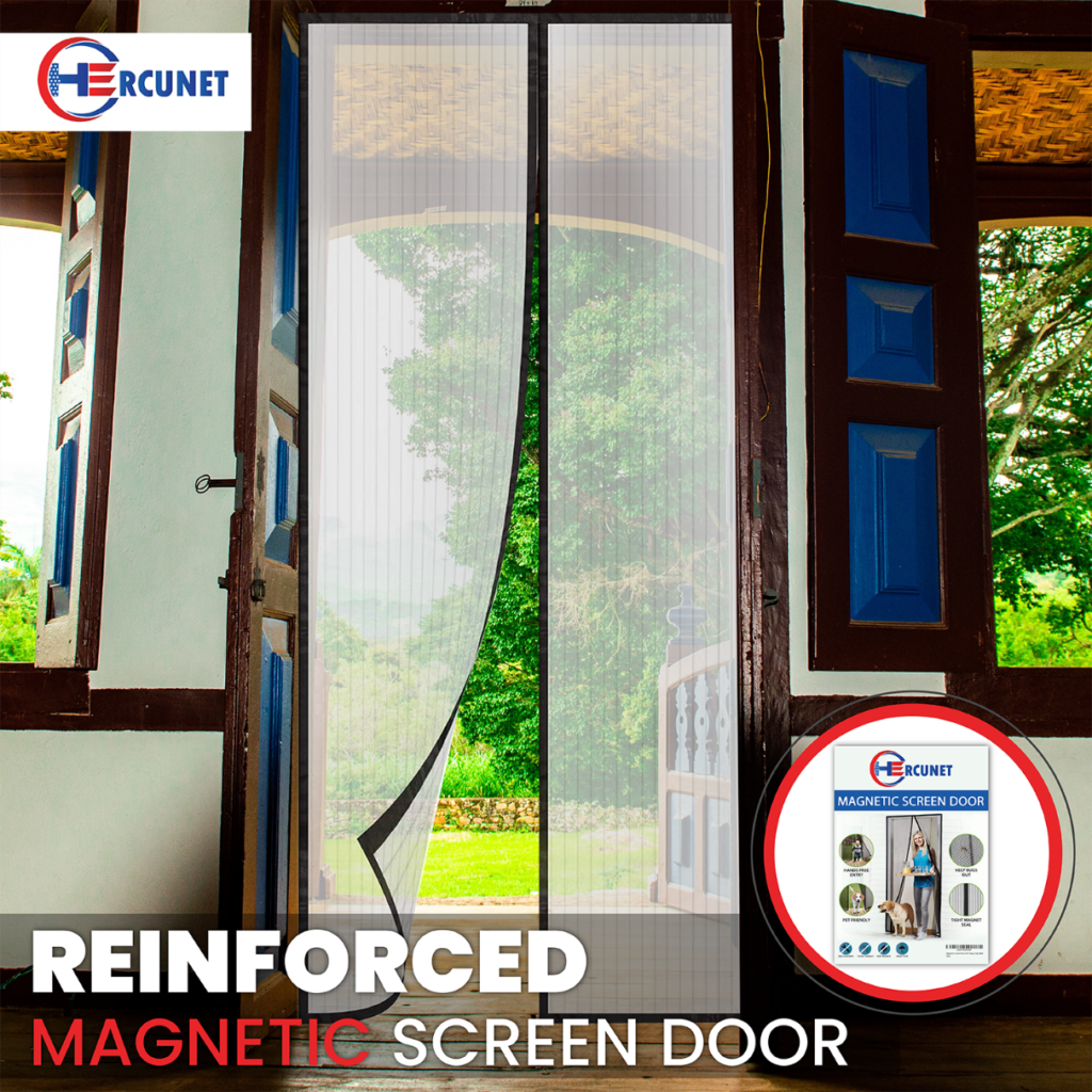 Five things you need to look out for when getting an entry screen door